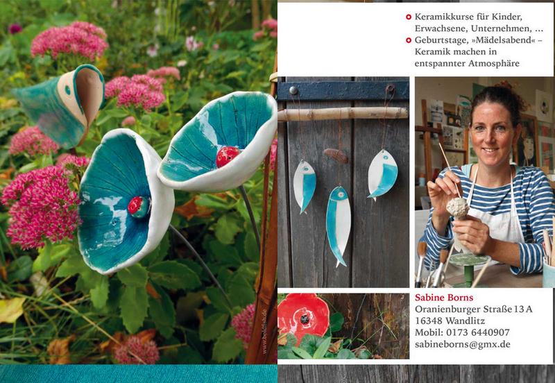 Keramikkurse in Wandlitz