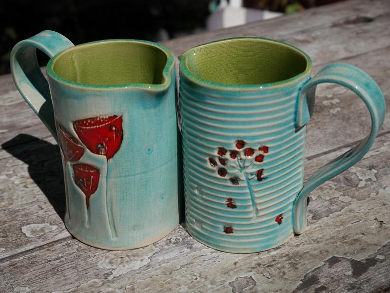 Keramikkrüge